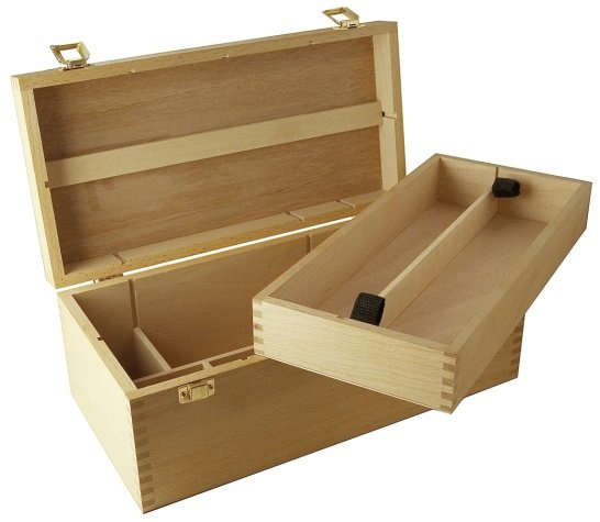 1000 Ideas About Wooden Storage Boxes On Pinterest
