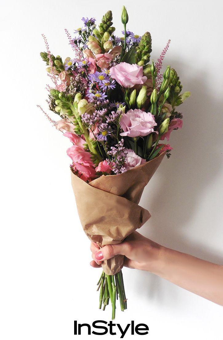 Der Perfekte Strauss Welche Blumen Passen Gut Zusammen