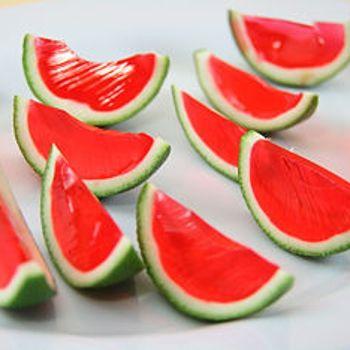Watermelon Jello Shots Recipe - ZipList
