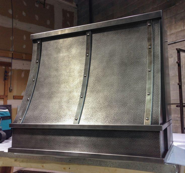Stainless P18 Custom Stainless Steel Range Hood Hoods