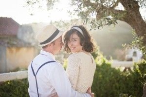 Rural Portuguese Wedding Shoot