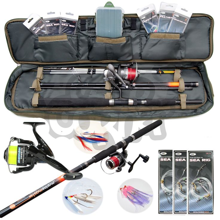 how to set a float fishing rod up