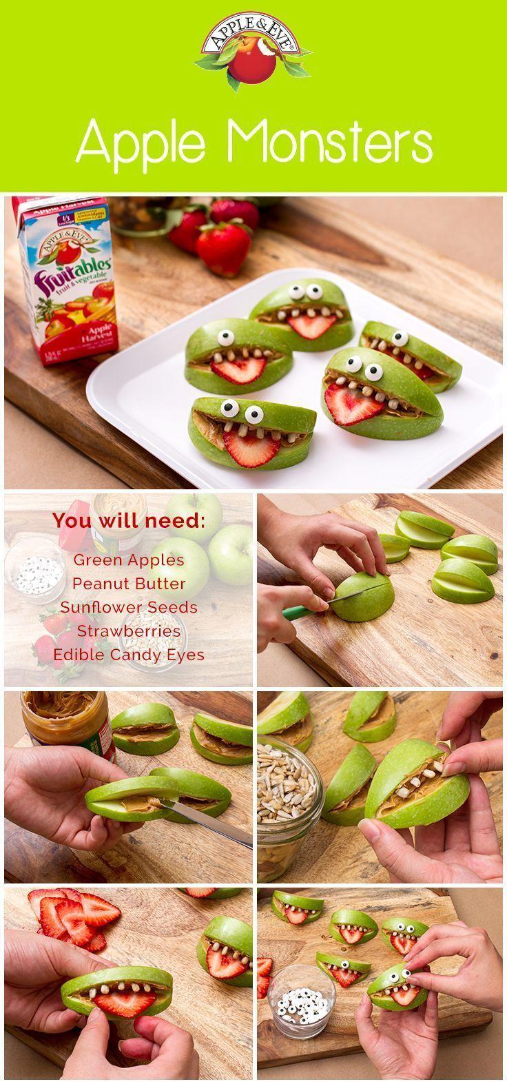 Ces petits monstres sont si mignons que nous pourrions les manger! Si vous êtes …   – kindergarten