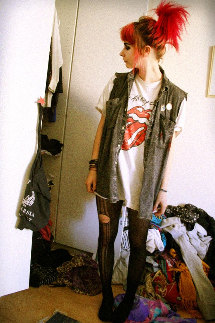 791 Best Images About Grunge Fashion On Pinterest Le