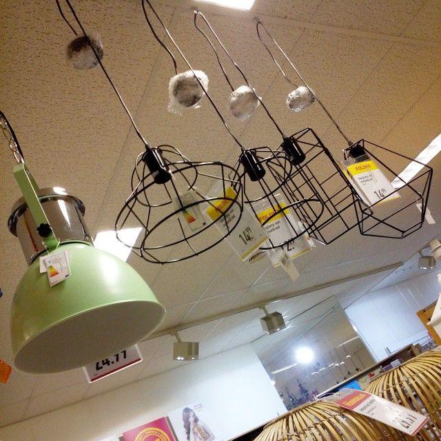 Leuke lampen bij xenos ik ga voor industrieel for Lampen xenos