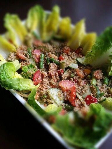Erfrischender Couscous-Salat