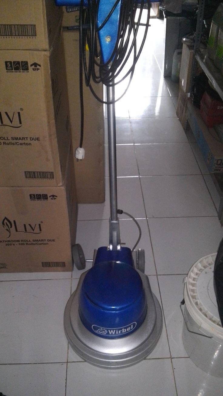 Jual mesin cleaning second mesin poles lantai/floor
