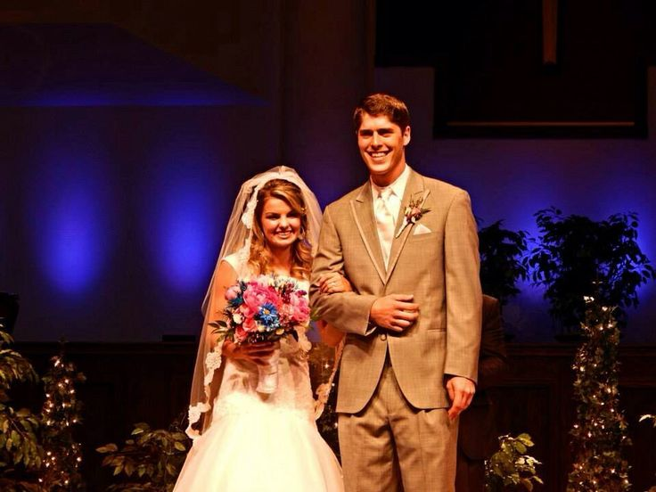 Alyssa bates wedding bride and groom photo batespaine