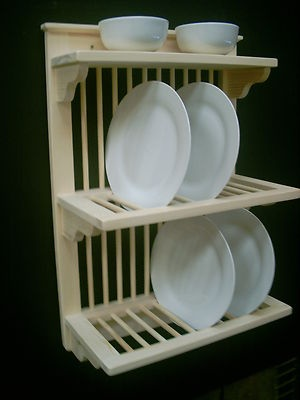 130 best Open Shelves and Plate Racks images on Pinterest | Plate racks Dish racks and Kitchens & 130 best Open Shelves and Plate Racks images on Pinterest | Plate ...