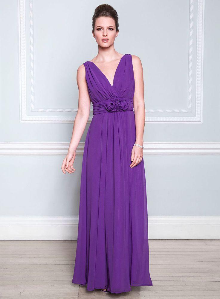 19 best Purple Bridesmaid Dress images on Pinterest | Brides ...