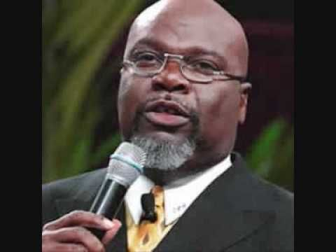 TD Jakes - Why did God choose me? Must listen! Seriously, this man is a man of god, his messages are amazing!