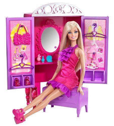 Barbie Dress-Up To Make-Up Closet and Barbie Doll Set Barbie http://www.amazon.com/dp/B0042ESHBY/ref=cm_sw_r_pi_dp_zzzLub1TFRX2T