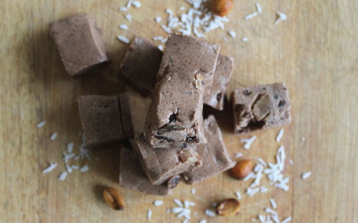 Homemade Protein Packed Fudge - This is Galway