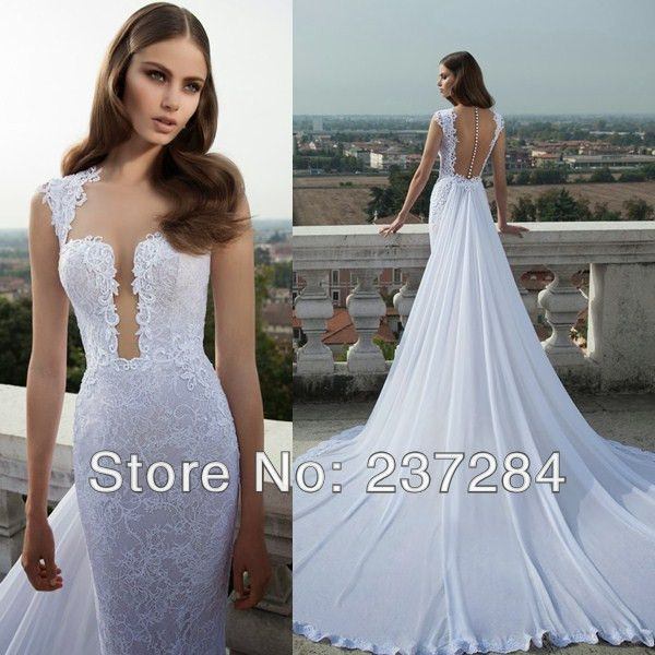 Mermaid Bridal Gowns 2014 – fashion dresses