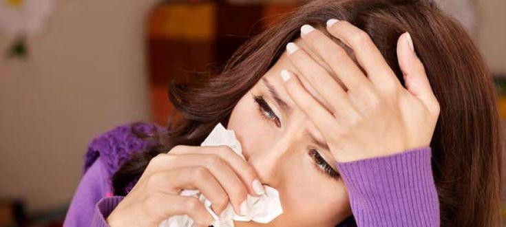 Potentes remedios caseros y sencillos contra la gripe