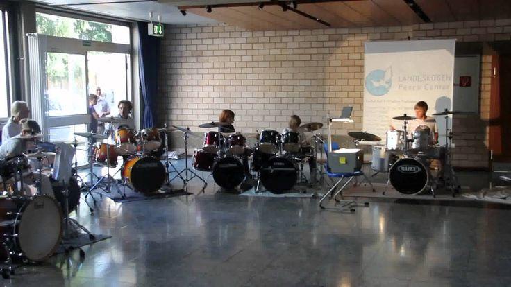 Drumming #for #Peace   #Albertus #Magnus Gymnasion #St. Ingbert/Germany  #Saarland Drumming #for #Peace - Albertus-Magnus-Gymnasion #St. Ingbert/Germany #St. #ingbert #Saarland http://saar.city/?p=36841