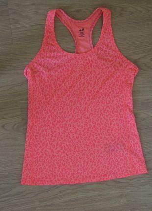 Kup mój przedmiot na #Vinted http://www.vinted.pl/kobiety/odziez-sportowa/9711883-neon-rozowa-koszulka-w-panterke-sportowa