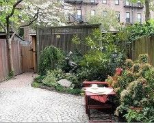 Small Courtyard Garden Erinscreativecreations image 004