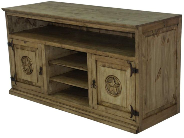 Rustic TV Stand Plans Rustic Furniture