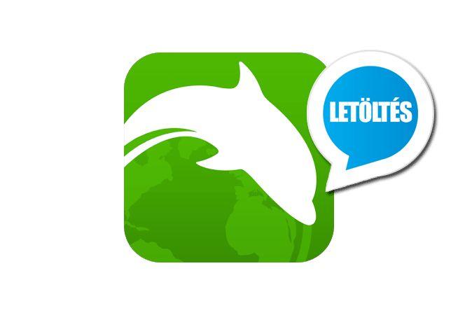 Dolphin Browser 12.0.4 letöltés  Dolphin Browser 12.0.4 Android alkalmazás letöltés ÚJ!  A Dolphin egy olyan egyedülálló böngésző amely támogatja az Adobe Flash tartalmak megjelenítését így ezzel a böngészővel mostantól Android mobilon vagy tableten is nézheted az oldalunkon található Online Tv csatornákat.  A Dolphin a személyre szabott kezdőképernyővel hang- és mozdulatvezérléssel egyéni beállításokkal és megosztási funkciókkal igazán megkönnyíti az Android okostelefonon és tableten…