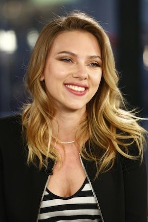 scarlett johansson honey blonde hair - Google Search