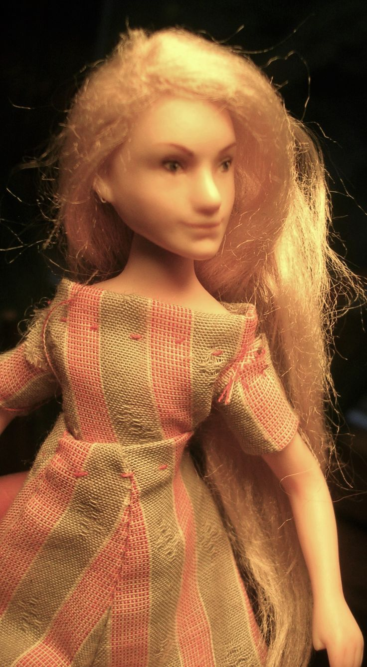 Doll by Taru Astikainen, styling by Anne, Malakoffit   - Olga