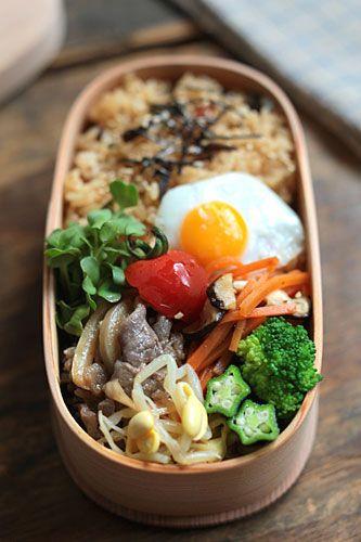 ビビンバと焼肉 - DAY BOOK LUNCH