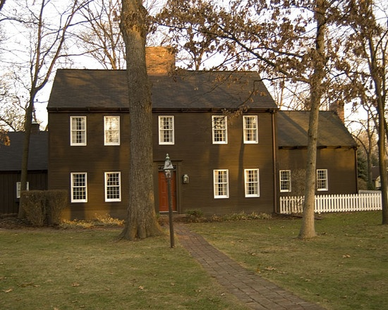 62 best images about saltbox on pinterest red houses for Saltbox house additions