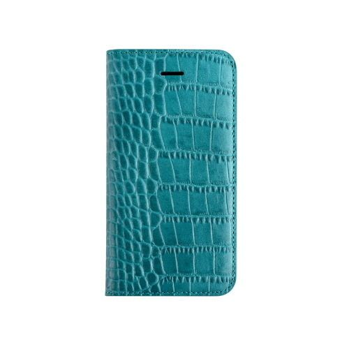 Gaze Genuine Leather Apple iphone5/5s Wallet Cover Case Pouch Peacock Handmade #Gaze