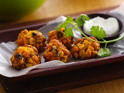 Spicy Chorizo-Cheese Balls