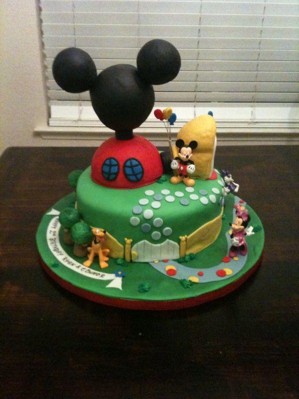 Sugar Cake Mouse