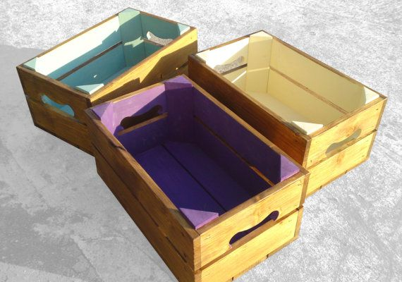 17 best images about vintage wooden crates on pinterest for Where do i find wooden crates