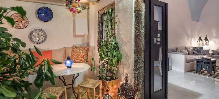 Το Pinterest βρήκε τους 10 τοπ προορισμούς και τα 10 τοπ σπίτια Airbnb -Ενα στην Ελλάδα [εικόνες]