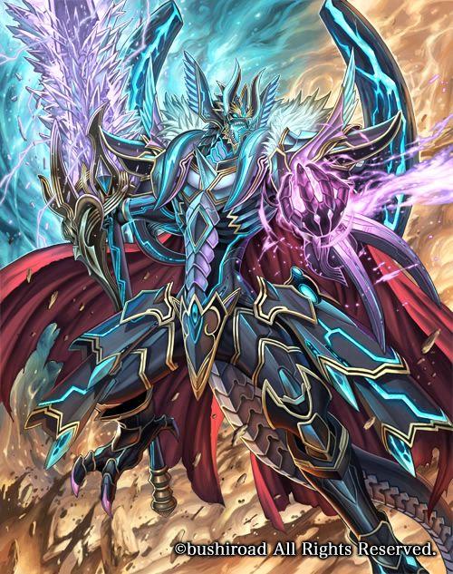 Revenger Raging Form Dragon-Vanguard artwork