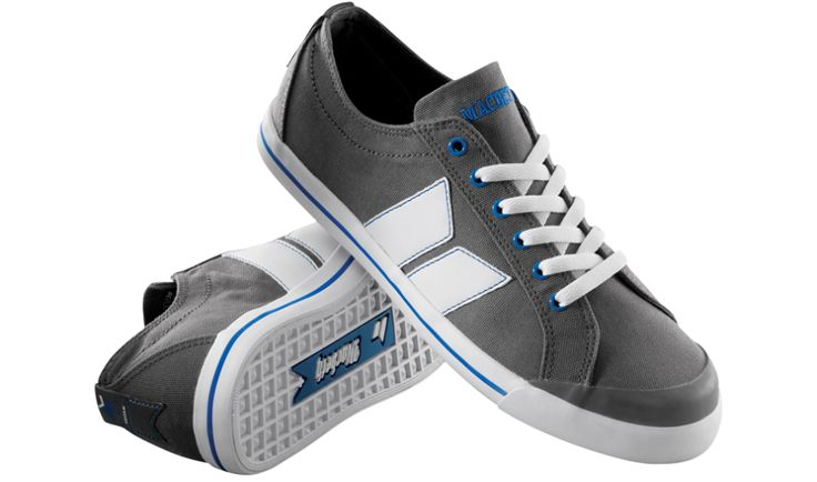 Boty Macbeth Eliot Dark grey/white/blue skladem na Slap.cz za 1 290 Kč