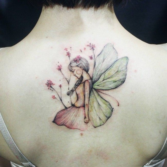 fairy tail tattoo pictures to pin on pinterest tattooskid. Black Bedroom Furniture Sets. Home Design Ideas