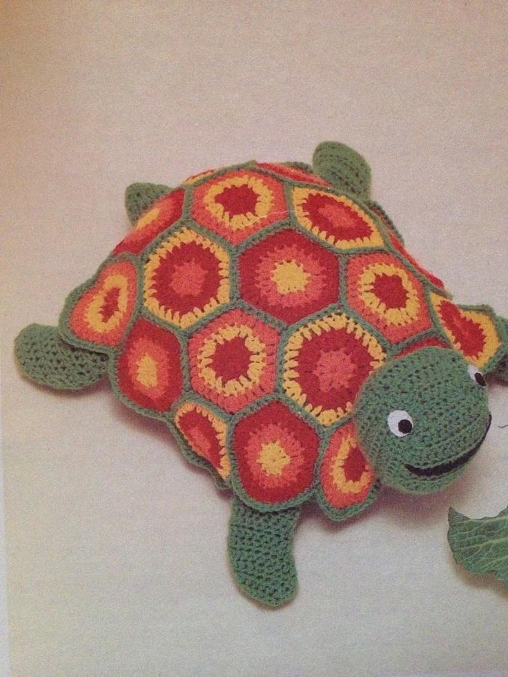 Crochet turtle | Crochet toys | Pinterest