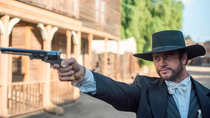 HICKOK Trailer - Starring Luke Hemsworth,(yes the third brother )  Trace Adkins, Kris Kristoffers...