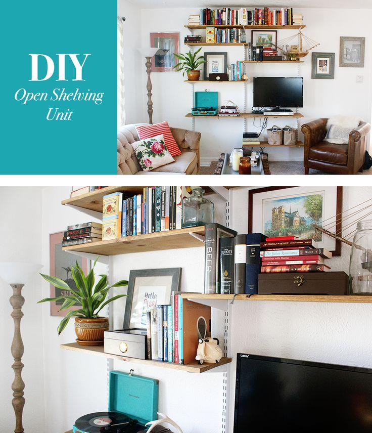 356 best shelves & shelving units images on pinterest | diy, ideas