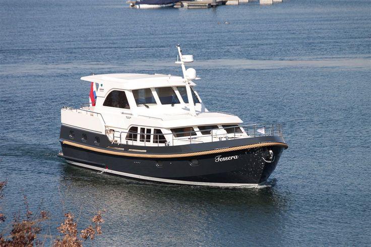 Linssen Yacht Mark III Wheelhouse 'Tessera'