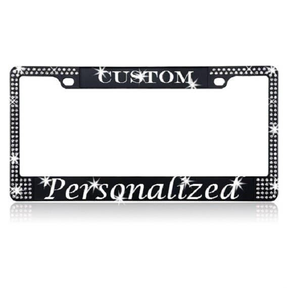 genuine parts license b plate audi frame volkswagen chrome sport es