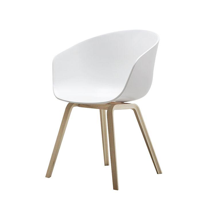 CASANOVA Møbler — Hay - About a chair stol - Hvid