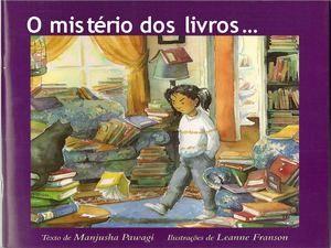 O mistério dos livros …   – Historias Infantis