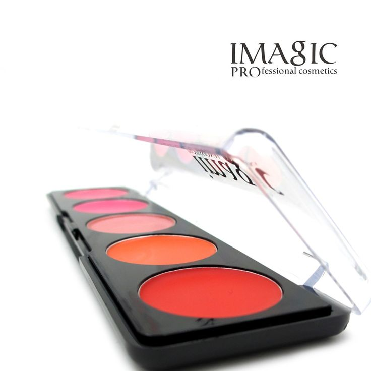 IMAGIC lipstick Palette lasting natural beauty makeup Pigment Cosmetic Set  Waterproof / Water-Resistant lipstick High Quality #Affiliate