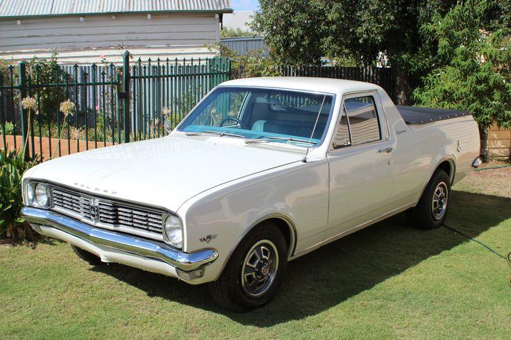 1969 HT Holden Ute 308 2 speed powerglide