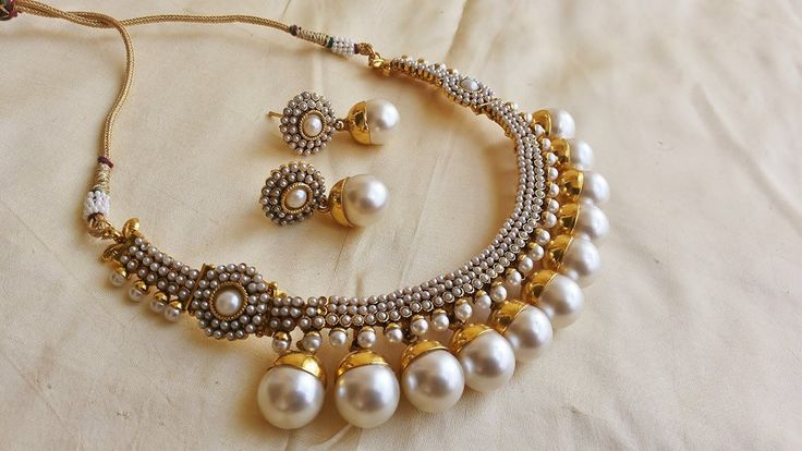 Necklace set | Yashwini Jewels