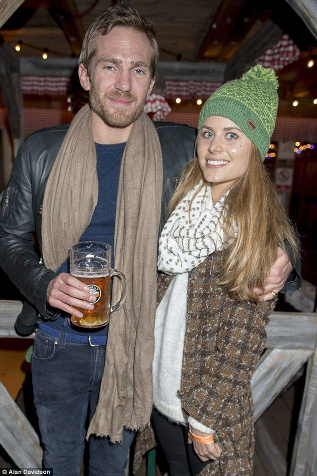 Irene is dating 32-year-old Jacobi Anstruther-Gough-Calthorpe, who is Cressida Bonas' half-brother. The couple at the Winter Wonderland VIP Night at Hyde Park in November 2014