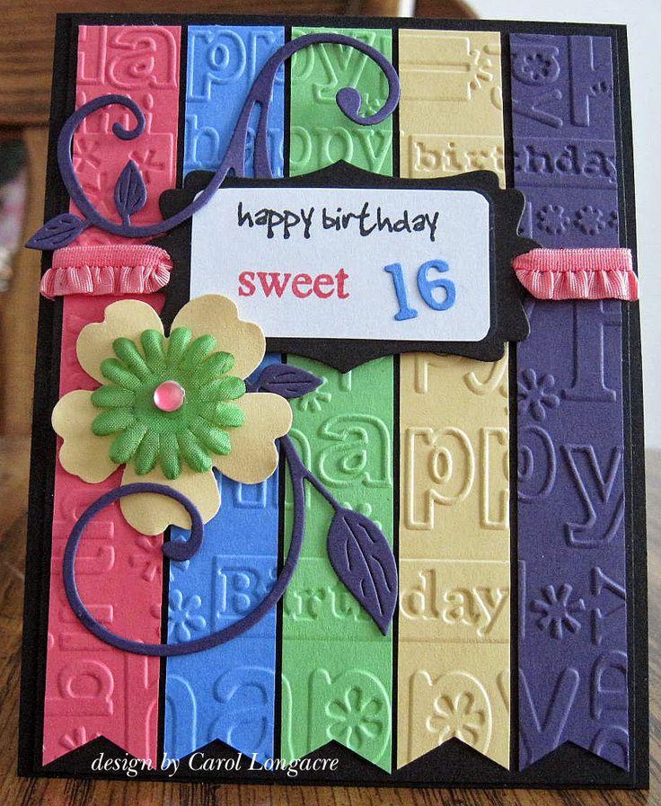 Our Little Inspirations: Sweet Sixteen