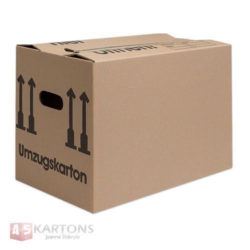 40 Umzugskartons  !!!2-wellig!!! Umzug Kartons  45 Kg Tragkraft!!! FREI HAUS!!!