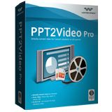 Wondershare PPT2Video is a powerful PowerPoint converter which enables users to burn PPT to video freely from the ready-made PowerPoint slideshow easily and quickly. It supports popular formats which enable users to share slideshows online or on their portable devices with its original animations and sound effects anywhere and anytime. Free download PPT2Video converter now!